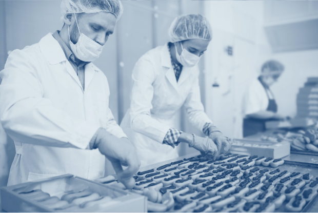 automating the clean room garment management process