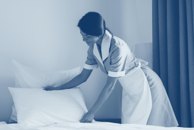 automating the hotel uniforms management process