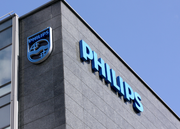 Philips Headquarters, Industry workwear management automation