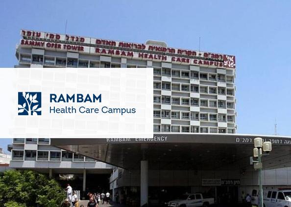Rambam automates workwear management to empower hospital workforce