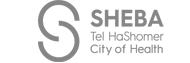 Sheba Medical Center gray logo