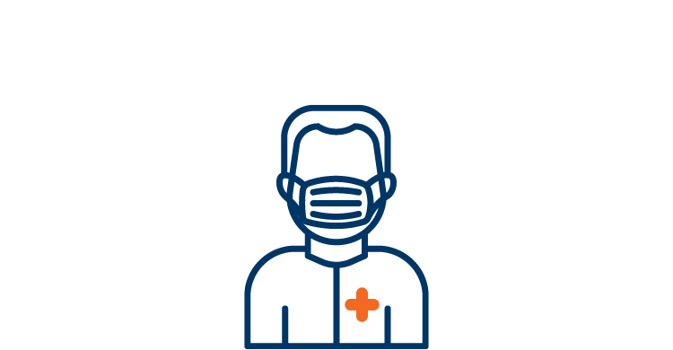 Protect Medical Teams and Patients: minimize the risk of infection and contamination
