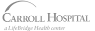 Carroll Hospital Gray logo